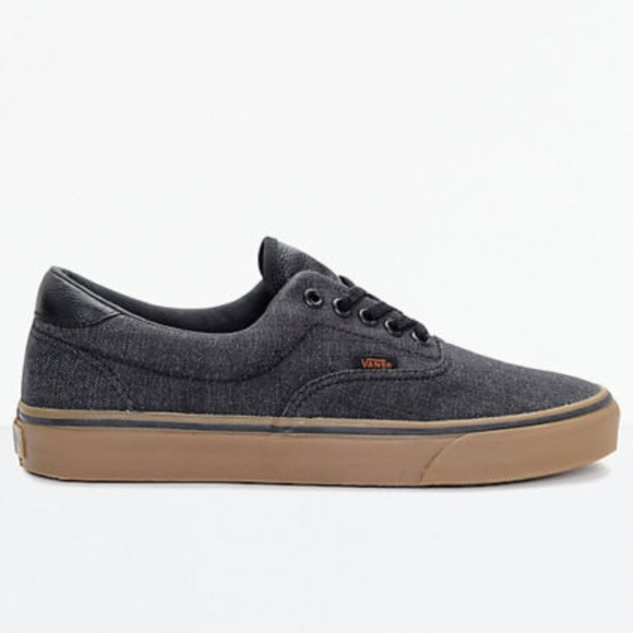 892a53cd48 SOLD Vans Era 59 CL Black Denim   Gum Skate Shoes.  M 5b5b4fc2194dad9d236c2c3a